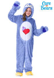 Cozy Wings Size Chart Care Bears Cousins Child Cozy Heart Penguin Costume