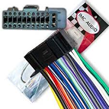 amazon com 22 pin wire harness for kenwood ddx kvt dnx kmr head share facebook twitter