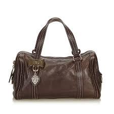 gucci leather ssa boston bag