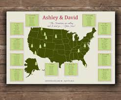 National Seating Chart Pin On Wise Wedding