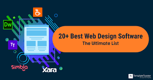 web template design software. Web Design Software List of Paid Free Best Tools Resources2018