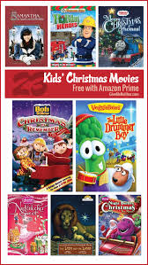 Kids' Christmas Movies Free with Amazon Prime