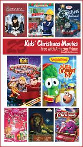 Kids' Christmas Movies Free with Amazon Prime