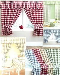 red gingham curtains red gingham curtains red gingham curtains medium size of curtains valances red and white gingham kitchen red gingham curtains red