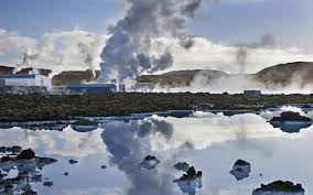Plain Geothermal Energy Pictures How Does Produce And Ideas