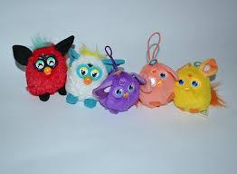 коллекционные мягкие <b>игрушка</b> ферби furby hasbro набор <b>5</b> штук ...