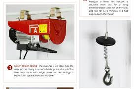 pa electric wire rope hoist mini power winch buy power winch,pa  pa electric wire rope hoist mini power winch Wiring Diagram Hugo Pa200b Hoist