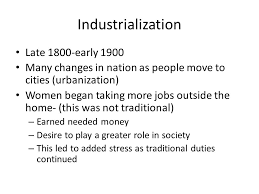 regents review topic women thematic essay topics that can be  5 industrialization