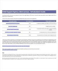 Excel Questionnaire Template Printable Questionnaire Template Excel