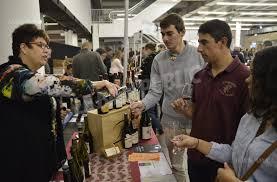 le salon des vignerons indépendants s achève ce dimanche photo nicolas perrin