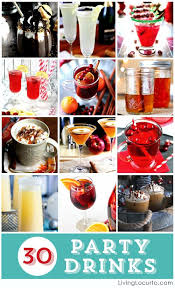 30 Amazing Party Cocktails  Drink RecipesParty Cocktails Recipe
