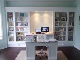 Ikea office shelving Living Room My Diy Office Built Ins We Used Ikea Hemnes Bookcases Love How It Turned Out Pinterest My Diy Office Built Ins We Used Ikea Hemnes Bookcases Love How