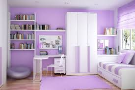 Purple Color For Bedroom Light Purple Color For Covering Bedroom Wall Combined With Natural