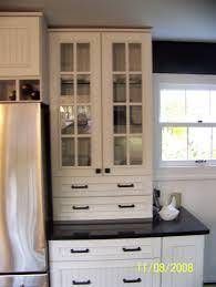 Glass Kitchen Cabinet Handles Furniture Fascinating Kitchen Cabinets Ideas Stainless Steel