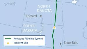 More workers sent to Keystone Pipeline leak as SD state senator ...