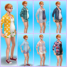 The Sims Freeplay- Maternity Store – The Girl Who Games