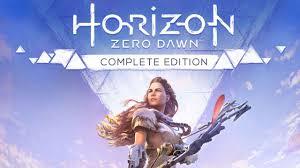 Risultati immagini per horizon zero dawn complete edition