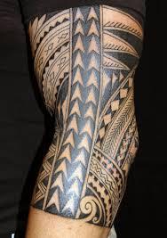 фото тату в самоанском стиле на ноге парня фото рисунки эскизы