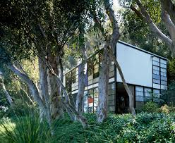 ArchitectureWeek Great Buildings Image   Stahl House  Case Study House No  Pinterest