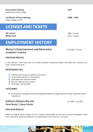 Resume Mining Free Resume Example And Writing Download