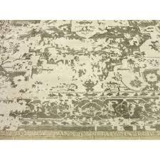 bamboo silk rug 7 8 x 9 9 heriz design