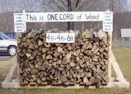good basic info on a cord of wood and heating your home with an ...