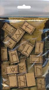 <b>Набор скандинавских рун</b>. Руны + руководство | Купить книгу с ...