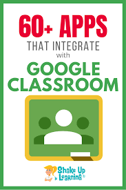 60 Awesome Apps That Integrate With Google Classroom