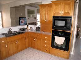 Honey Oak Kitchen Cabinets contemporary white oak kitchen cabinets and wall color cadel 3102 by xevi.us