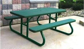 picnic table covers with elastic heavy duty rectangular plastic coated picnic tables treetop s 6 rectangular picnic table covers