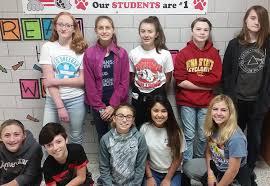 Mock Trial Begins Competition | Evans Middle School
