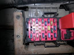 ford transit forum • view topic fuse box and air box reset fuse box and air box reset