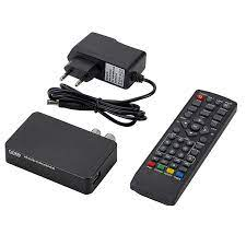 Mini HD DVB T2 Receiver TV Box Digital Video Terrestrial MPEG4 HD 1080P  Support 3D Interface Teletext Set Top Box EU Plug Set-top Boxes