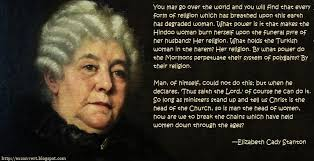 Know Woman Talent Elizabeth Cady Stanton Woman Talent for Inspiration Elizabeth Cady Stanton Quotes