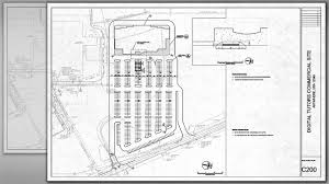 Site Plan Template Autocad Tutorial Now Available Professional Site Design And Plan Production