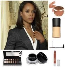 olivia pope s signature makeup look for season 4