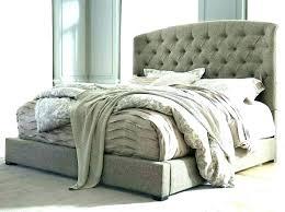 White Tufted Bedroom Set Bed Frame Full Size Of Home Scheme Portable ...