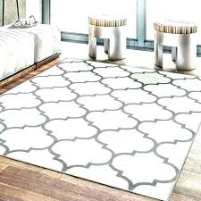 trellis rug excellent handmade 8 free outdoor geometric fancy grey rugs moroccan nuloom wool