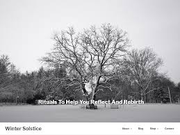 Winter Solstice Wordpress Org