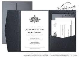 Wedding Card Template Mesmerizing Editable Wedding Invitation RSVP Card And Insert Card Pocket Fold