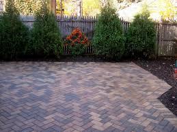 Brick Patio Patterns Interesting Brick Design For Patio Outdoor Living Teak Furniture