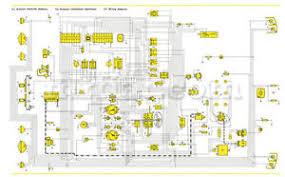 ferrari dino 246 gt gts e series wiring diagram 59x84 cm new image is loading ferrari dino 246 gt gts e series wiring