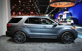 2011 Ford Explorer - SEMA 2011 - Motor Trend