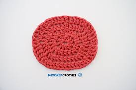 Crochet Oval Pattern Magnificent Inspiration Design