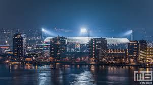 Unieke Canvassen Feyenoord Stadion De Kuip 2018 Ms Fotografie