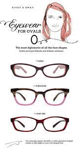 glasses frames for face shape  Buscar con Google