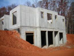 Concrete Slab We Construct The Concrete shell For Concrete Houses The Concrete Shell Includes The Basement Foundation Exterior Concrete Walls including Openings For Adzbytecom Concrete Houses Safe Rooms Herbert Construction