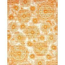 orange area rug nursery orange area rug