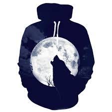 Wolf Hoodies <b>Men</b>/<b>Women 3d Sweatshirt</b> – Spirit Animal Store