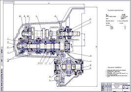 Ремонт коробки передач автомобиля ВАЗ  ремонтируемая коробка передач